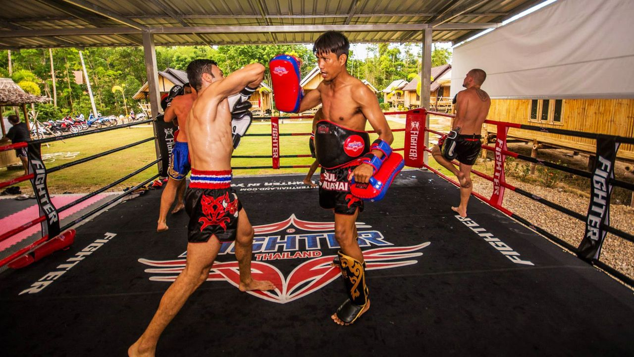 Hasil gambar untuk New Destination at Muay Thai Camp and Boxing in Thailand for Holiday