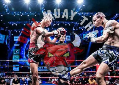 Bull Muay Thai Krabi Fighters News 1cover