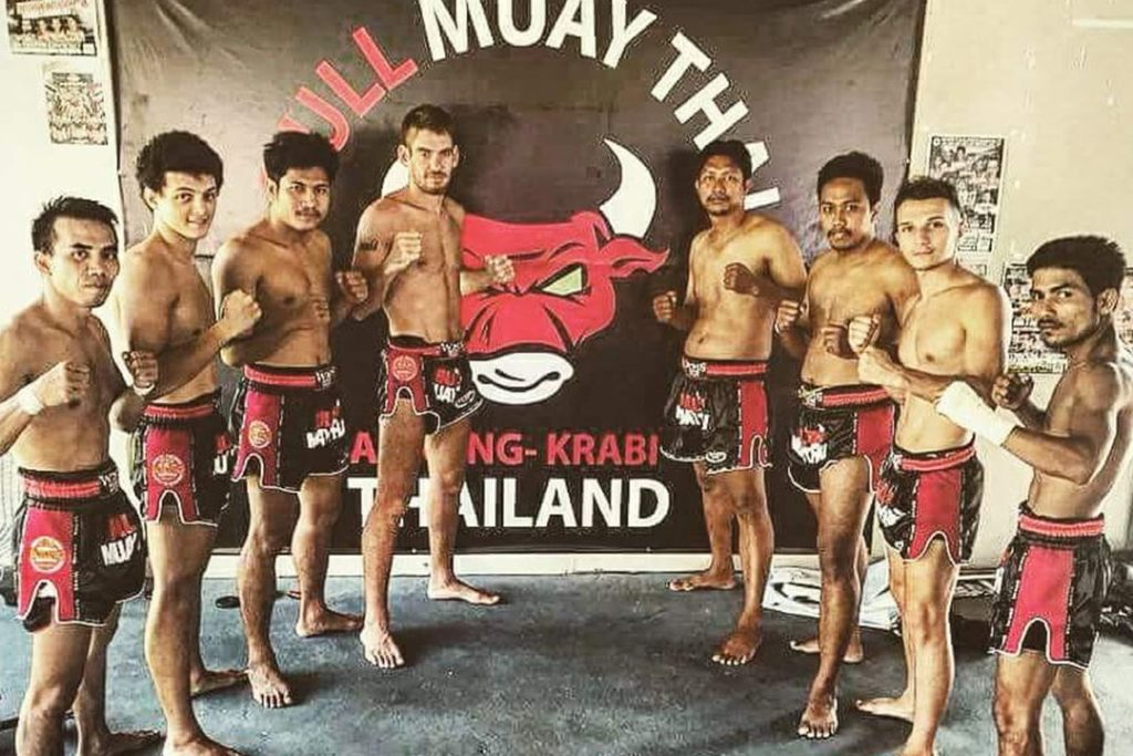 Bull Muay Thai Krabi Authentic Training