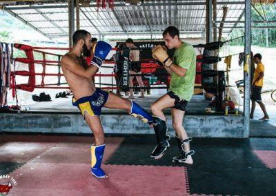 Muay Thai Beginner Training Sessions