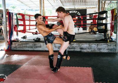 Muay Thai Pro Training Sessions 2