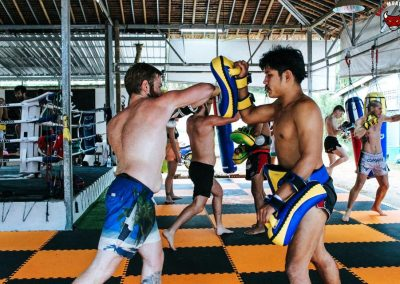 Bull Muay Thai Mixed Traning Sessions 2
